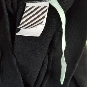 Off-White Shirts - Off-White Virgil Abloh Seeing Things Sweatshirt